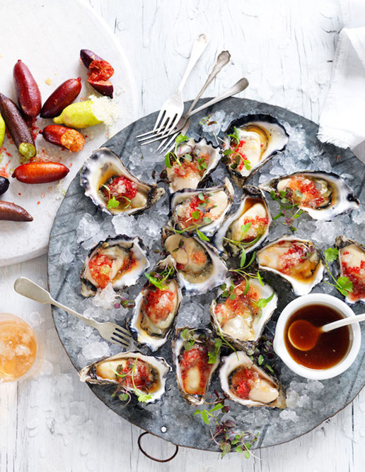 01-Light&Fresh-annette-forrest-food-stylist-Lime-&-ginger-dressing-on-oysters