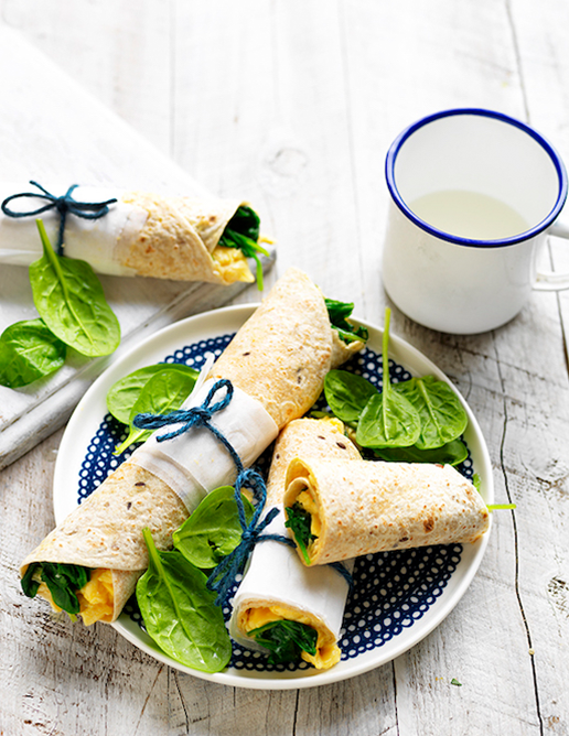 07 For-kids- annette forrest food stylist 12-spinach-egg-wraps