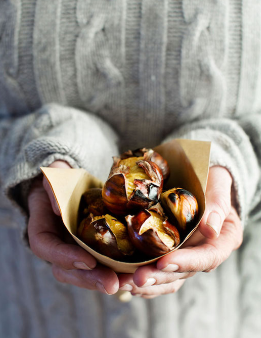 14 produce annette forrest food stylist 08_Chestnuts-in-cone
