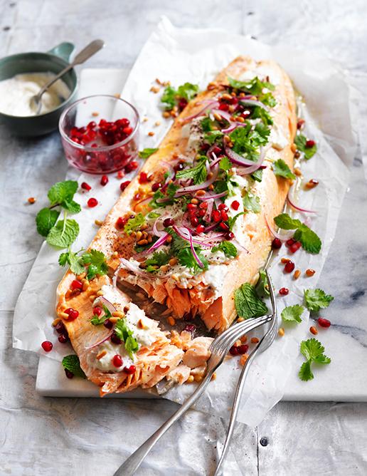 Moroccan roasted salmon_0928